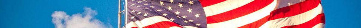 US-Flag-Banner